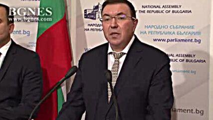 ГЕРБ-СДС искат оставката на Стойчо Кацаров
