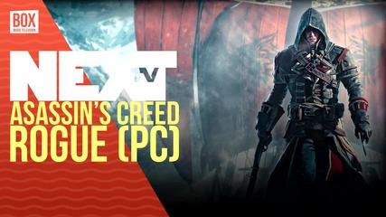 NEXTTV 027: Ревю: Assassin's Creed Rogue (PC)