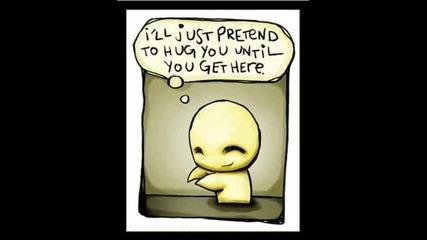 Не искам да пускам ръката ти ...