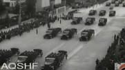 Парад в Албания по времето на Енвер Ходжа 1954