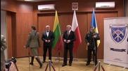 Poland: Ukrainian-Lithuanian-Polish brigade to be ready by Jan 2017 - Polish DefMin