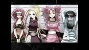 Naruto Girls-Im a bitch,Im a lover