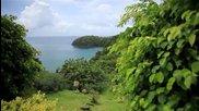 Красивата природа на Карибските острови