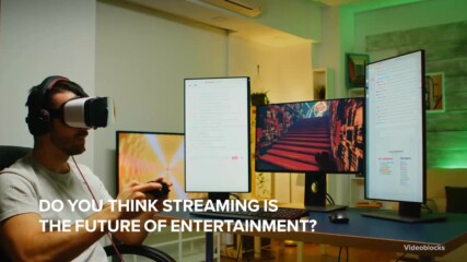 В стрийминга ли се крие бъдещето на всички забавления?