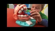 Play Doh Dr Drill N Fill Playset