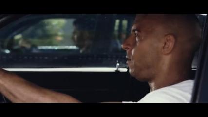 Бързи и Яростни 5 - Официален Трейлър [720p]