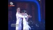Dancing Stars - Илияна Раева и Трендафил Сърмов - Английски валс 27.10
