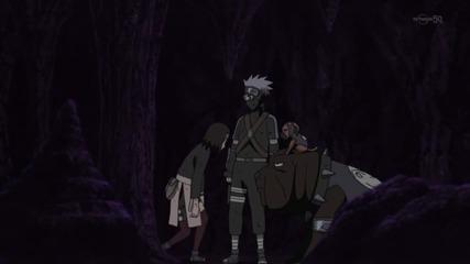 Naruto Shippuuden 371 [ Bg Subs ] Hd