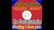 The Classic Illustration - Darling i love you