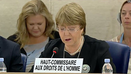 Switzerland: Bachelet calls on repatriation of families of alleged IS fighters