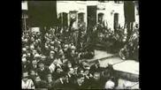 В памет на цар Борис 3 28, 08, 1943г от София до рилския манастир траурен марш