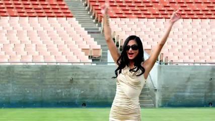 Giuliano Bekor shoots Bebe campaign at World Cup 2010
