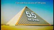 Великата Пирамида - Статистика...