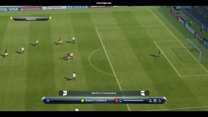 [pes 2013] Sick Goal