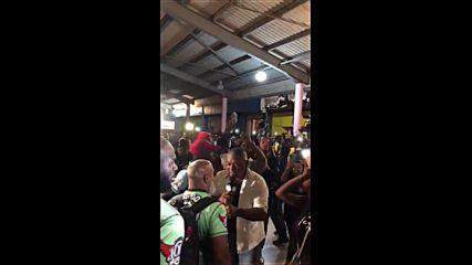 Жаирзиньо Розенструйк посрещнат като герой в Суринам