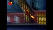 Spider Man - Човека Паяк - Еп32- Rocket Racer