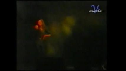 Rumiana-mina Mamina-koncert V Stara Zagora-1998
