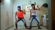 Chicas bailando - Dale Latigazo