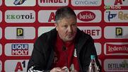 Любо Пенев попиля Кабаков, дава го на УЕФА