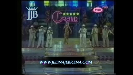 Lepa Brena - Ti me podsecas na srecu, Grand show 2000