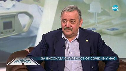 Карай направо с проф. Тодор Кантарджиев (12.06.2021)