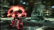 E3 2012: Transformers: Fall of Cybertron - Grimlock's Rage Gameplay