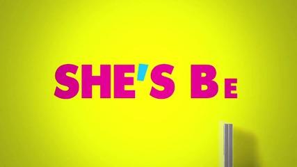 David Guetta feat Rihanna - Whos That Chick? - Lyrics video