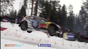 Leg 2 - 2015 Wrc Rally Sweden - Best-of-rallylive.com