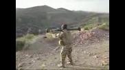 стрелба с базука - голям смях