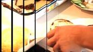 Кулинарни войни Павел Димов - Американски бургер