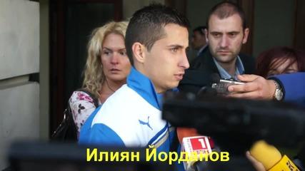 Мненията на футболистите на Левски след загубата от ЦСКА