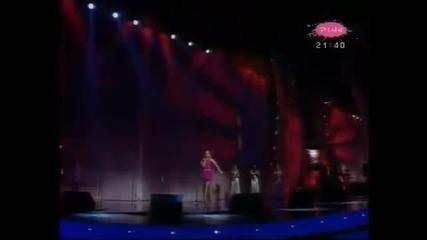 Ivana Selakov - Moje je ime sreca - Grand Festival 2010 - Finale - (TV Pink)