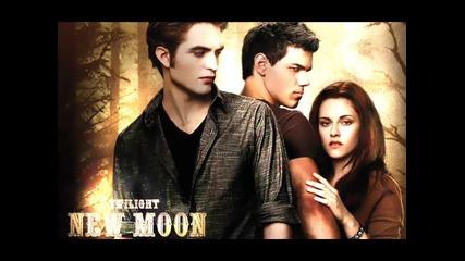 New Moon : 08. Bon Iver & St. Vincent - Rosyln
