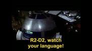 Star Wars Gangsta Rap (със Субтитри)