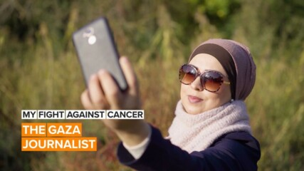The journalist using her victory over cancer to inspire others
