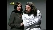 Блясък-сериал- Нася, Ефи и Перса посещават Стратос в лудницата