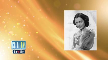 Olivia De Havilland turns 99 today!