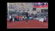 Ивет Лалова е шеста на 200 м в Осло