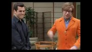 Austin Powers - Scene - Moleee