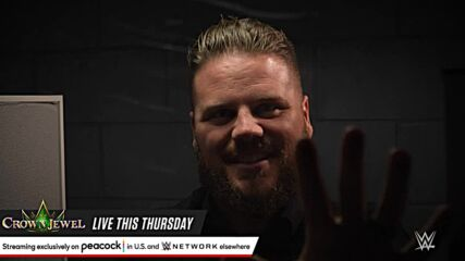 A loss is just another life lesson for Joe Gacy: WWE NXT, Oct. 19, 2021