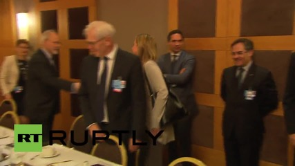 Turkey: Mogherini meets Stoltenberg at NATO foreign ministers meeting