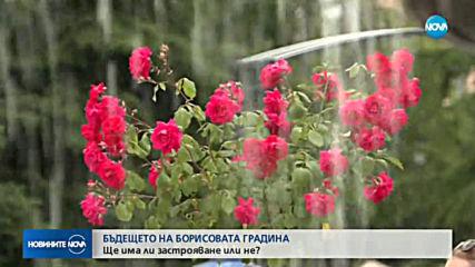 Бъдещето на Борисовата градина: Ще има ли застрояване или не?