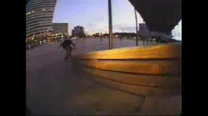 Bastien Salabanzi - Скейт