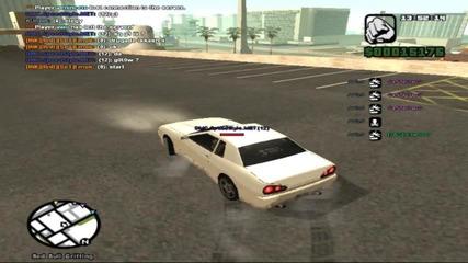 Gta Sa: Drifting ! :)