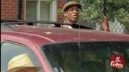 Дядовци инвалиди си отмъщават на неправилно паркиралите автомобили ( смях )