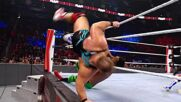 The Street Profits vs. The Dirty Dawgs vs. Alpha Academy – Triple Threat Match: Raw, Oct. 25, 2021