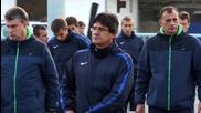 """Костов """"беляза"""" треньорите в Левски, Калво се оправи бързо"""