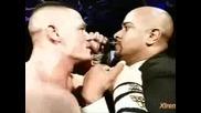 John Cena Защитава Баща Си