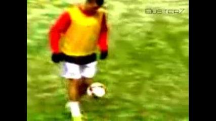 Cristiano Ronaldo - Best Freestyler
