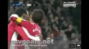 Арсенал - Аз Алкмаар - 4:1 all goals